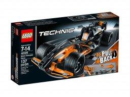 LEGO 42026 Technic Czarny zdobywca dróg