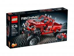 LEGO 42029 Technic Ciężarówka po tuningu
