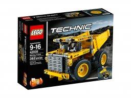 LEGO 42035 Ciężarówka górnicza
