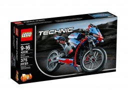 LEGO 42036 Miejski motocykl