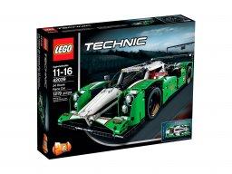 LEGO Technic Superszybka wyścigówka