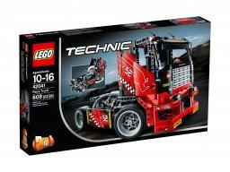 LEGO Technic Ciężarówka wyścigowa 42041
