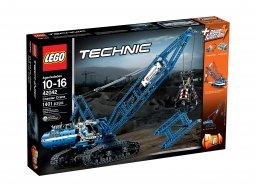 LEGO 42042 Żuraw gąsienicowy