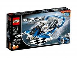 Lego Technic Wyścigowy wodolot