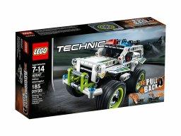 LEGO Technic Radiowóz pościgowy 42047
