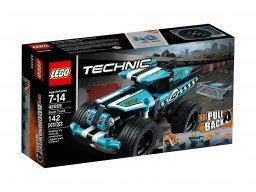 LEGO Technic Kaskaderska terenówka