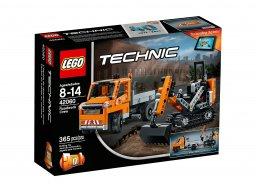 LEGO 42060 Ekipa robót drogowych