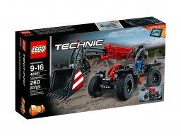 Lego 42061 Technic Ładowarka teleskopowa