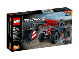 LEGO Technic 42061 Ładowarka teleskopowa