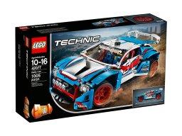 LEGO Technic Niebieska wyścigówka