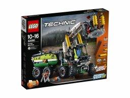LEGO Technic 42080 Maszyna leśna