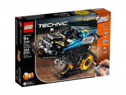 LEGO 42095 Technic Sterowana wyścigówka kaskaderska