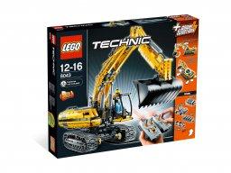 LEGO 8043 Technic Zmotoryzowana koparka