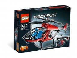 LEGO 8046 Technic Helikopter