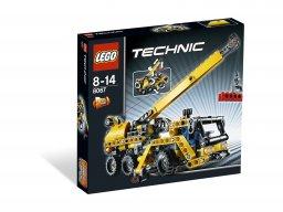 LEGO Technic Mały ruchomy żuraw