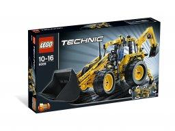 LEGO 8069 Koparko-ładowarka