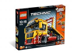LEGO Technic Ciężarówka z płaską platformą 8109