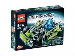 LEGO 8256 Gokart