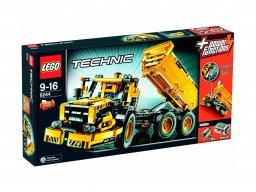 LEGO 8264 Technic Ciężarówka z naczepą