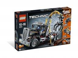 LEGO Technic Ciężarówka do transportu drewna 9397