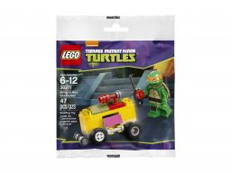 LEGO Teenage Mutant Ninja Turtles™ 30271 Mikey's Mini-Shellraiser