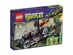 LEGO Teenage Mutant Ninja Turtles™ 79101 Motor Shreddera