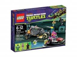 LEGO Teenage Mutant Ninja Turtles™ Pościg