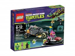 LEGO 79102 Teenage Mutant Ninja Turtles™ Pościg