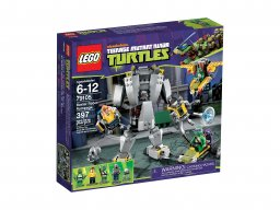 LEGO Teenage Mutant Ninja Turtles™ 79105 Baxter Robot Rampage