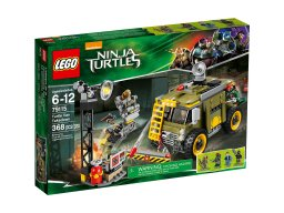 LEGO 79115 Teenage Mutant Ninja Turtles™ Furgonetka żółwi