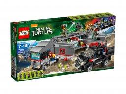LEGO Teenage Mutant Ninja Turtles™ 79116 Wielka ucieczka