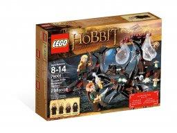 LEGO The Hobbit™ Ucieczka przed pająkami z Mirkwood™ 79001