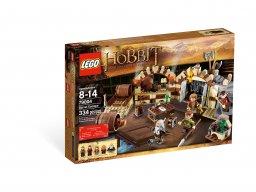 LEGO 79004 The Hobbit™ Ucieczka w beczkach