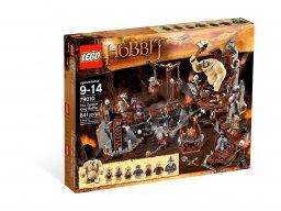 LEGO 79010 The Hobbit™ Bitwa z królem goblinów