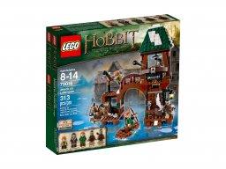 LEGO 79016 The Hobbit™ Atak na Miasto na Jeziorze