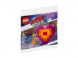 LEGO 30340 THE LEGO® MOVIE 2™ Emmet's 'Piece' Offering