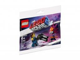 LEGO THE LEGO MOVIE 2 Zasadzka Rexa 30460