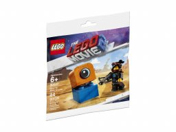 LEGO THE LEGO® MOVIE 2™ 30527 Lucy vs. Alien Invader
