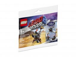 LEGO THE LEGO MOVIE 2 Mini Master-Building MetalBeard 30528