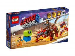 LEGO 70827 THE LEGO® MOVIE 2™ UltraKocia i Lucy Wojowniczka