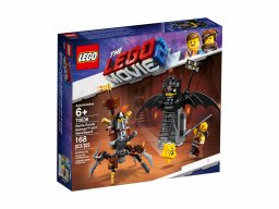 LEGO THE LEGO® MOVIE 2™ Batman™ i Stalowobrody 70836