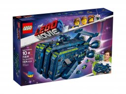 LEGO THE LEGO® MOVIE 2™ Rexcelsior 70839