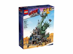 LEGO 70840 THE LEGO® MOVIE 2™ Witajcie w Apokalipsburgu!