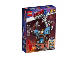 LEGO THE LEGO® MOVIE 2™ Mechaniczna kanapa Emmeta 70842
