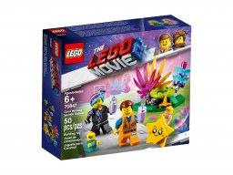 LEGO THE LEGO MOVIE 2 70847 Dzień dobry, Brokaciątka!