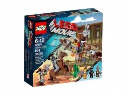 LEGO THE LEGO® MOVIE™ Ucieczka szybowcem 70800