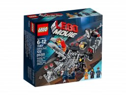 LEGO THE LEGO® MOVIE™ 70801 Sala tortur