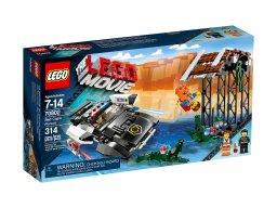 LEGO THE LEGO MOVIE Pościg za złym policjantem 70802