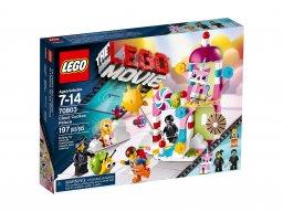 LEGO THE LEGO MOVIE 70803 Zwariowany pałac