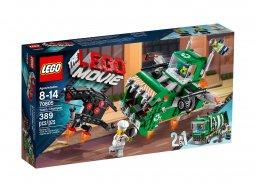 LEGO THE LEGO MOVIE 70805 Śmieciozgryzarka